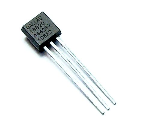 Защита датчиков температуры DS18B20 от статического электричества