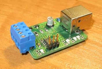 USB K-L-line адапте