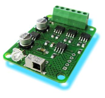 Контроллер управления светодиодным освещением с дистанционным управлением