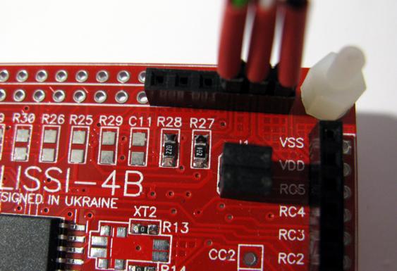 Установка дополнительных резисторов