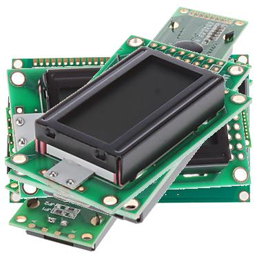 Библиотека для работы с LCD индикаторами на драйвере HD44780 или KS0066U