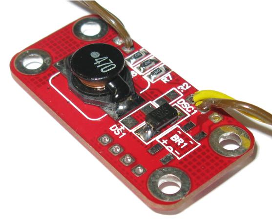 Стабилизатор тока на SN3350