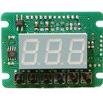 Мультизоновый индикатор-терморегулятор ch-c3010