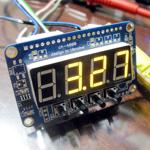 Простой цифровой милливольтметр постоянного тока