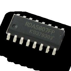 Интегральный радиоприемник – RDA5807FP