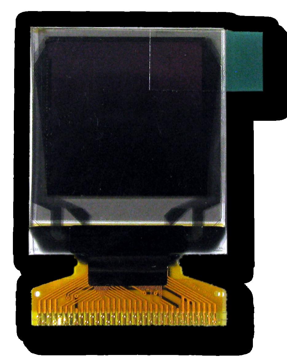Драйвер OLED SEPS114A