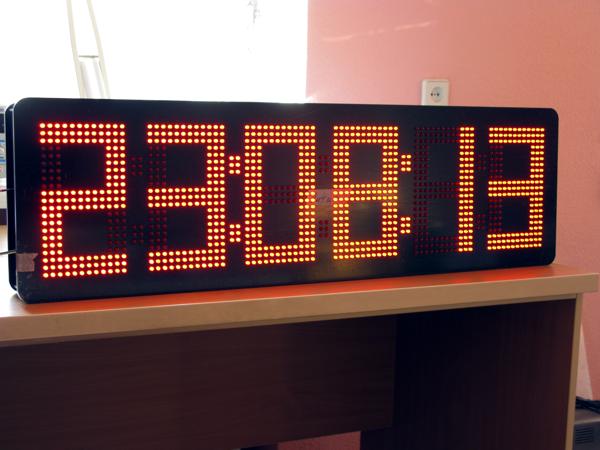 Часы + Календарь + Термометр + …