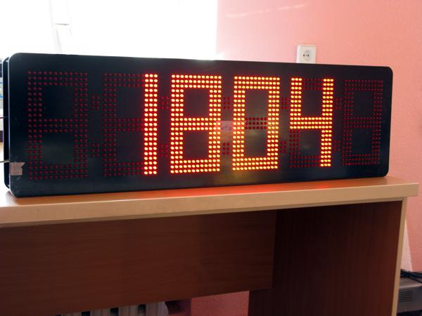 Часы + Календарь + Термометр +