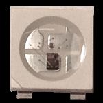 Светодиоды со встроенным драйвером WS2812B
