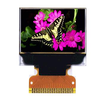 PIC32 – графическая библиотека для OLED дисплея