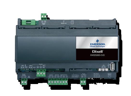 DIXELL XWEB500D-EVO + RUT900 или как пробить NAT-сервер