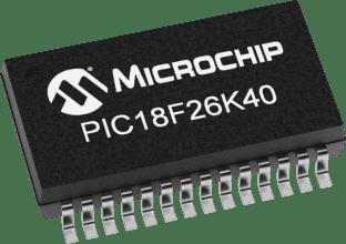 PIC18 – модуль DMA