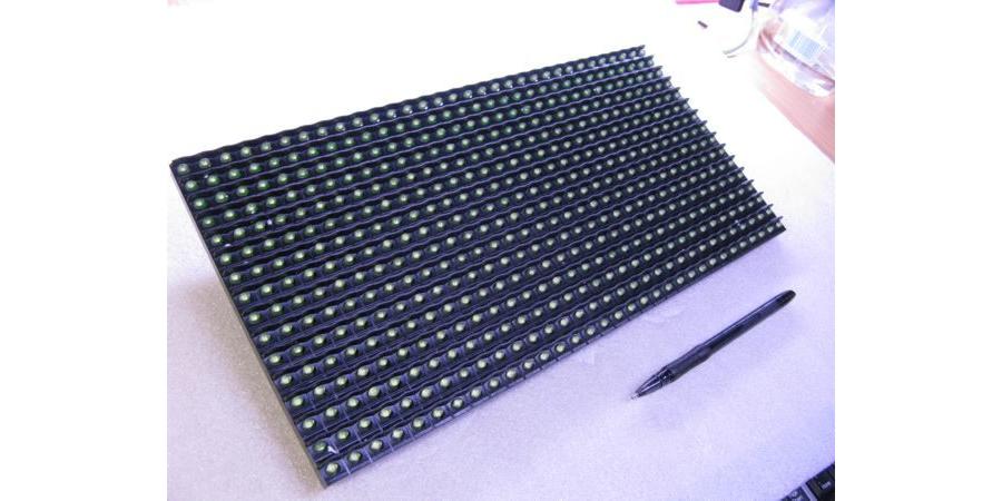 LED модуль P10 (1R) V706A - графическая библиотека