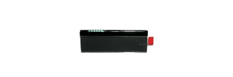 LCD индикаторы на драйвере ML1001 - проект на PIC16F690