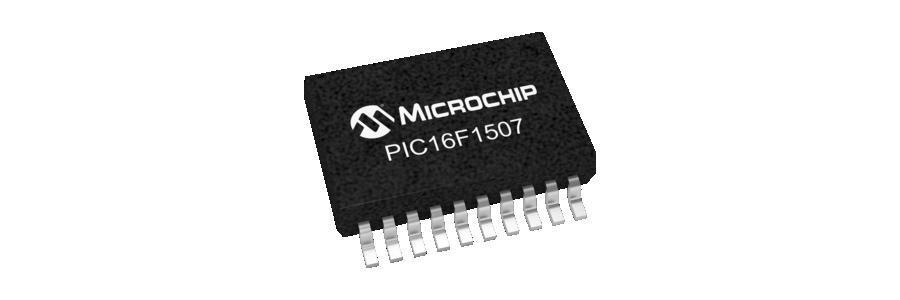 Заготовки для программ на Си - PIC16F1507/09 - проект